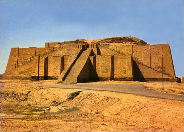 ziggurat-ur-iraq