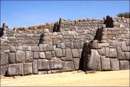 Sacsayhuaman Kalesi