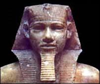 kefren-statua